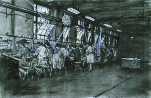 Point of view : an anthology of the moving image. William Kentridge