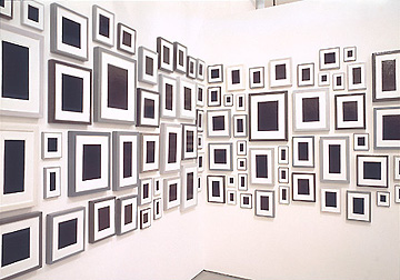 Minimalist art gets retrospective exhibit united press for Minimal art obras y autores